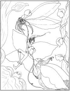 Let your imagination run free with these Fantasy Coloring Pages! Elves and fairies, pixies and gnomes, unicorns, gryphons and other fantastical creatures make these coloring pages their home. These...