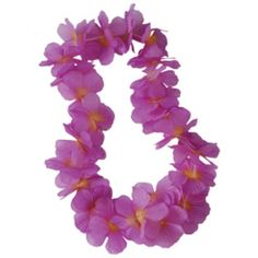 Purple and Yellow Leis - Large Petals   Party Supply Store   Novelty Toys   Carnival Supplies   USToy.com