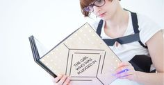 """Wearable Book Creates Sensory Reading Experience - Reading may soon be experienced in a whole new way with a """"wearable book"""" that creates physical sensations based on the written word. The project, called """"Sensory Fiction,"""" comes out of the MIT Media Lab."""
