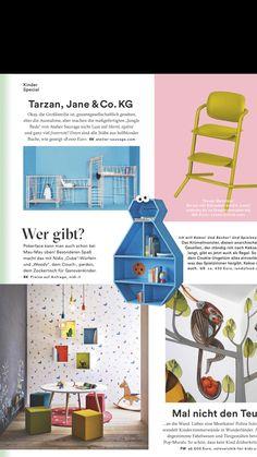 Read Architectural Digest  (Deutsch) digital Tarzan, Poker, Architectural Digest, Kids Room, Architecture, Digital, Deutsch, Children, Arquitetura