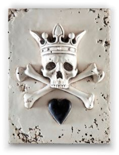 Memory Blocks by Sid Dickens - Destiny skull with crown