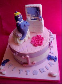 Barbabella cake