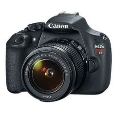Win a Canon EOS Rebe