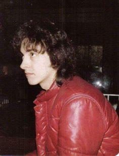 Lyle Mays, Rock Argentino, Silent Film, Leather Jacket, Bands, Retro, Google, Fashion, People
