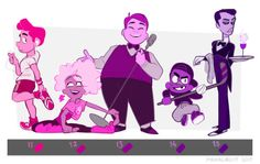 "sketchajames: ""Characters for Huevember days These and the rest of my Huevember posts will be pretty delayed due to a deadline that came out of nowhere. I'll try to catch up! Cute Art Styles, Cartoon Art Styles, Design Reference, Drawing Reference, Character Concept, Character Art, Eye Drawing Simple, Steven Universe Drawing, Storyboard Artist"