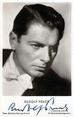 Rudolf Amon Prack(*2. August1905inWien; †2. Dezember1981ebenda) warösterreichischerSchauspieler.