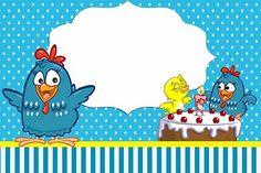 Convites da Galinha Pintadinha para Festa de Aniversário Hello Kitty, Kids Rugs, Character, Amanda, 1, Times, Invitation Ideas, Invitation Birthday, Birthday Party Invitations