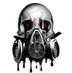 Resultado de imagen para gas mask art