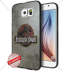 Jurassic Park WADE7943 Samsung s6 Case Protection Black Rubber Cover Protector WADE CASE http://www.amazon.com/dp/B016N005ZK/ref=cm_sw_r_pi_dp_6ldCwb0GC7SYY