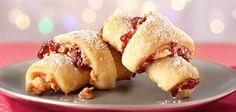 Cherry Almond Rugelach