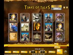 Buy Video Slot game for Online Casino - Times Of Tales Video Slot Game