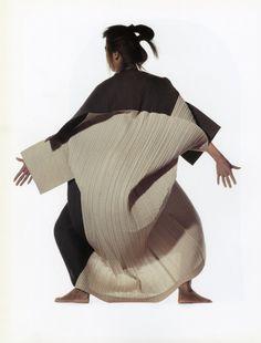 "killyohji: "" Issey Miyake by Irving Penn, 1990 """