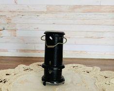 Helping vintage miniatures find loving new by VintageDollhouseShop Coffee Maker, Etsy Seller, New Homes, Miniatures, Fire, Places, Vintage, Coffee Maker Machine, Coffee Percolator
