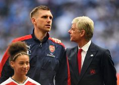 OFFICIAL: Arsenal have confirmed that Per Mertesacker will become the club's academy manager for next season!