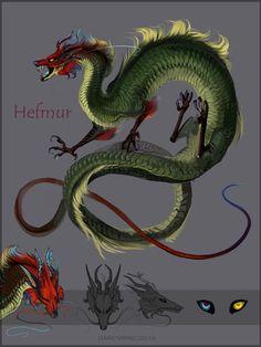 Hefmur by Darenrin on DeviantArt