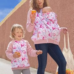 for mum and baby Babywearing, Floral Tops, Clothes, Women, Fashion, Outfits, Moda, Clothing, Top Flowers