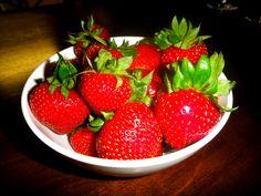Strawberries are my favorite.