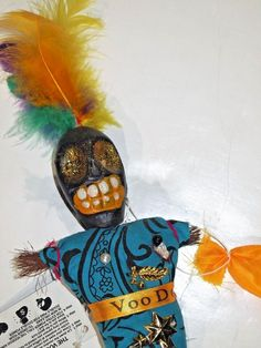 The Voodoo Doll New Orleans style fun