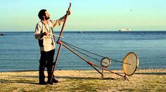 Yaybahar Improvisation at Seaside