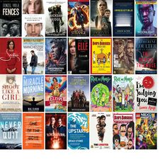 """Wednesday, March 15, 2017: The Monson Free Library & Reading Room has nine new bestsellers, 31 new videos, two new audiobooks, 17 new children's books, and 24 other new books.   The new titles this week include """"Fences,"""" """"Passengers,"""" and """"Hacksaw Ridge."""""""