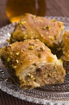 #recette des baklavas faciles et rapides !