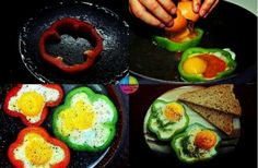 This is such a clever way to prepare you eggs! Love it.