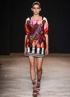 Aquilano.Rimondi Spring 2013 Ready-to-Wear Fashion Show - Kel Markey