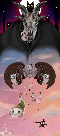 Fran Bow Pills Pills Pills by Saira-Dragon.deviantart.com on @DeviantArt