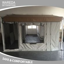 [Outdoor Sports] Wholesale High quality camping caravan and car awning tent
