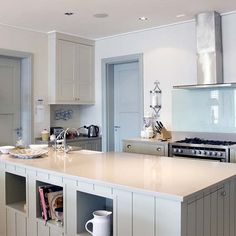 Michele Sandilands Architects - Simons Town House Double Vanity, Town House, Kitchen Island, Kitchen Cabinets, Architects, Kitchen Cabinetry, Terraced House, Floating Kitchen Island, Kitchen Base Cabinets