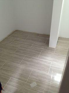 bathroom tile floor..