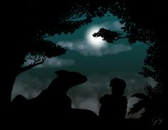 Moonlight (HTTYD2 webnovel ch21) by inhonoredglory.deviantart.com on @deviantART