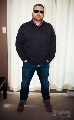 fashion for big guys - Google Search
