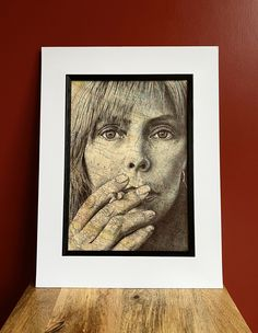 N-120 Joni Mitchell Poster Great Music Singer Star Wall Decor