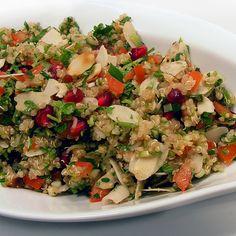 Spicy Quinoa Salad