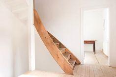 FMM Architekten Wood Staircase | Remodelista