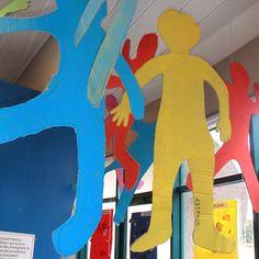 ID en vrac autour de l'éducation: Les silhouettes de Keith HARING