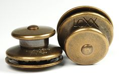 LOXX® Strap Lock Brass