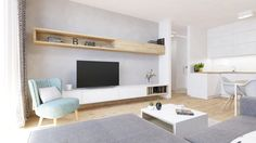 Dobryinterier.sk Flat Screen, Modern Dining Rooms, Dining Room Furniture, Dream Apartment, Projects, Blood Plasma, Flatscreen, Dish Display