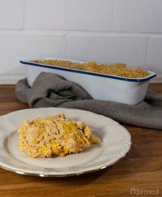 vegane Mac'n'Cheese Vegan Sauces, Vegan Recipes, Vegan Food, Macaroni And Cheese, Dips, Ethnic Recipes, Zucchini Flowers, Roasted Cauliflower, Savory Foods