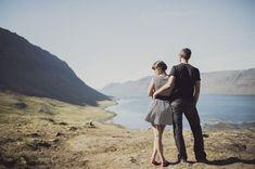 iceland engagement - stunning shoot!