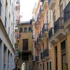 Barrio del Carmen in #Valencia  #travel #Spain