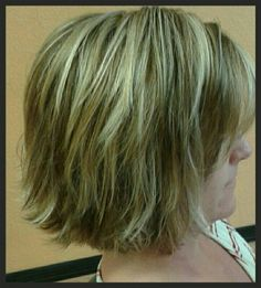 Highlights and layers make for a great look Moroccan Oil, Haircolor, Trendy Fashion, Salons, Highlights, Layers, How To Make, Style, Hair Color