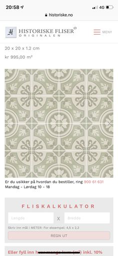 Tile Floor, Flooring, Texture, Rugs, Crafts, Home Decor, Surface Finish, Farmhouse Rugs, Manualidades