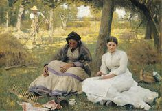 Sir George Clausen RA | Victorian/ Edwardian/Genre painter | Tutt'Art@ | Pittura * Scultura * Poesia * Musica |
