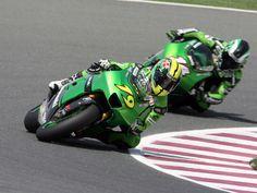 Kawasaki ZX-RR MotoGP - the best looking bike ever!