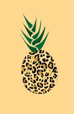 Pineapple animalier