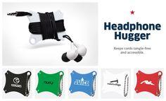 The Headphone Hugger...