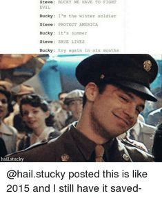 Image result for bucky memes