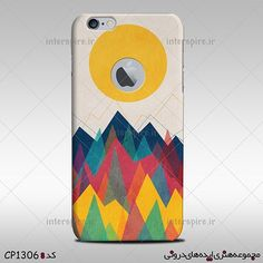 خرید کاور گوشی iPhone 6/6s - آیفون 6/6اس نمایش دهنده لوگو، کد CP608